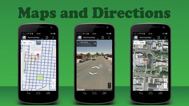 USA Brownsville City Maps screenshot 2