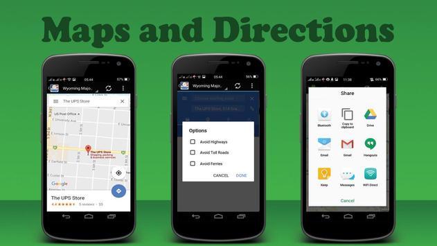 USA Washington Maps screenshot 2