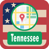USA Tennessee Maps icon