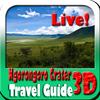 Icona Ngorongoro Crater Maps and Travel Guide