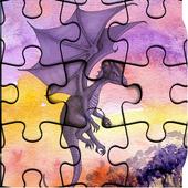 Dragon Jigsaw Puzzle FREE icon