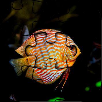 Fish Jigsaw Puzzle HD Ultra poster