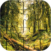 Forest Jigsaw Puzzle FREE icon
