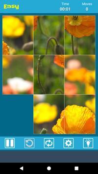Flowers Jigsaw Puzzle HD Ultra screenshot 5