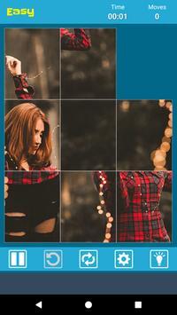 Best Girls Jigsaw Puzzle HD Game screenshot 4