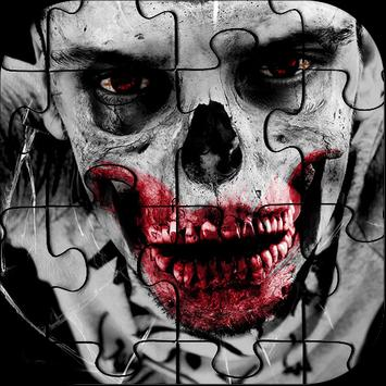 Horror Jigsaw Puzzle FREE poster