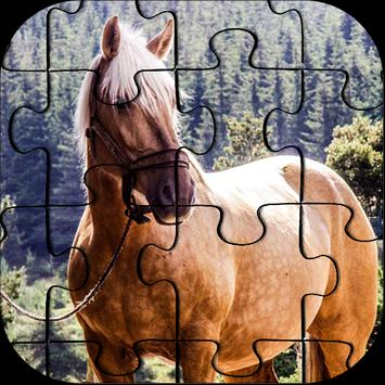 Top Horse Jigsaw Puzzle poster