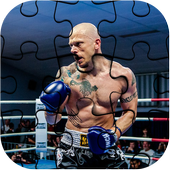 Jigsaw Puzzle Fighter FREE icon