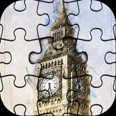 Beautiful London Jigsaw Puzzle Game icon