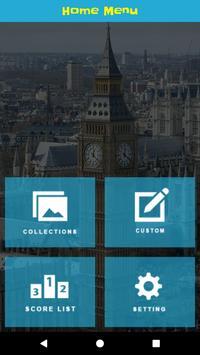 Beautiful London Jigsaw Puzzle Game screenshot 1