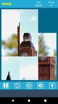 Beautiful London Jigsaw Puzzle Game screenshot 4
