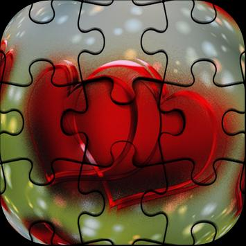 Happy Love Jigsaw Puzzle Game HD poster