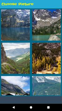 Free Mountain Jigsaw Puzzle Game screenshot 3