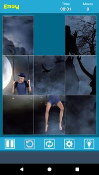 Best Moon Jigsaw Puzzle Game screenshot 5