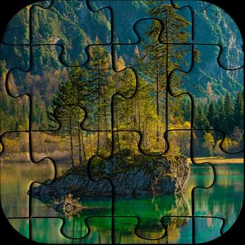 Best Nature Jigsaw Puzzle Game poster