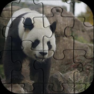 Best Panda Jigsaw Puzzle NEW poster