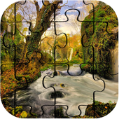 TOP River Jigsaw Puzzle icon