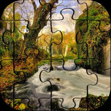 TOP River Jigsaw Puzzle poster