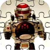 Robot Jigsaw Puzzle High Quality Images icon