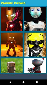 Robot Jigsaw Puzzle High Quality Images screenshot 3