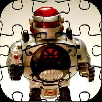 Robot Jigsaw Puzzle High Quality Images poster