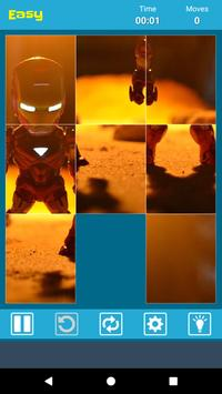 Robot Jigsaw Puzzle High Quality Images screenshot 5