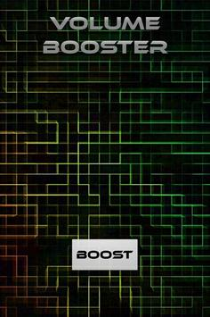 Ultimate Volume Boost Plus poster