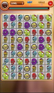 Zombie War Crush apk screenshot