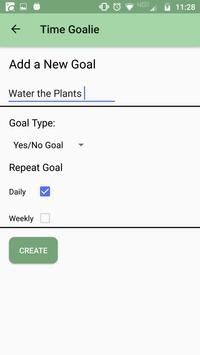 Time Goalie: Habit Tracker with Timers apk screenshot