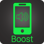 Cell Phone Volume Booster Pro icon