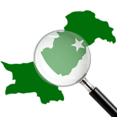 Pak Map Offline icon
