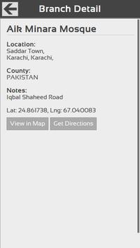 Pak Map Offline screenshot 3