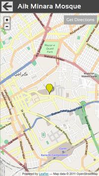 Pak Map Offline screenshot 4