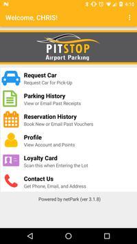 Pit Stop Airport Parking apk screenshot