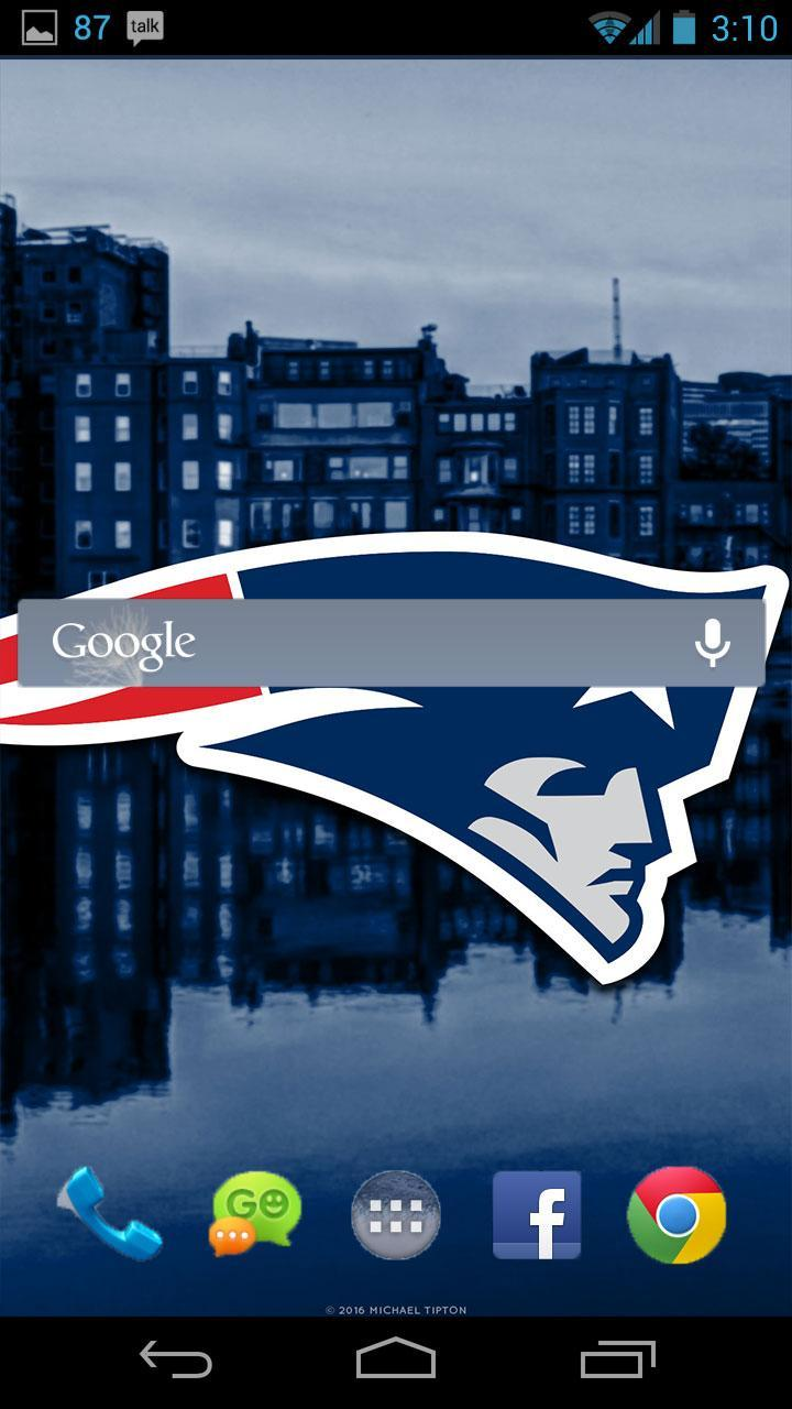 New England Patriots Wallpapers For Android Apk Download