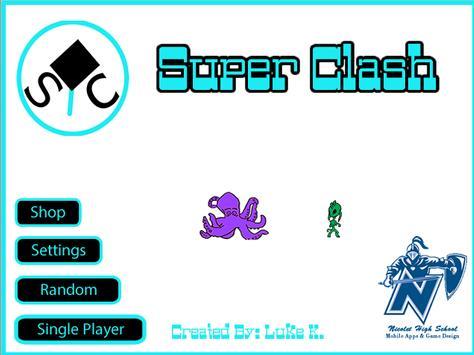 Super Clash poster