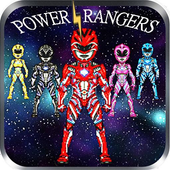 Rangers Ninja Steel Super charge Juegos Power Los icon