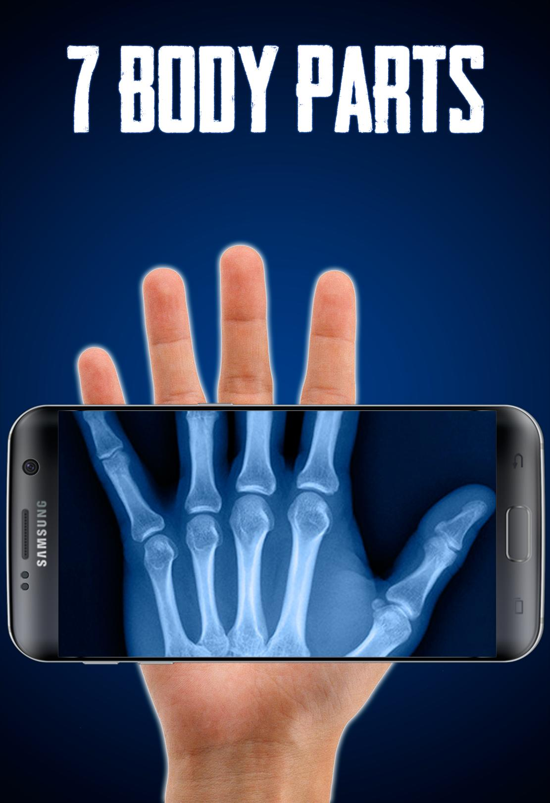 Scan with X-ray (simulation) for Android - APK Download