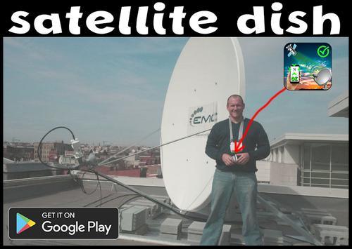 satellite director & satellite app (Beta) poster