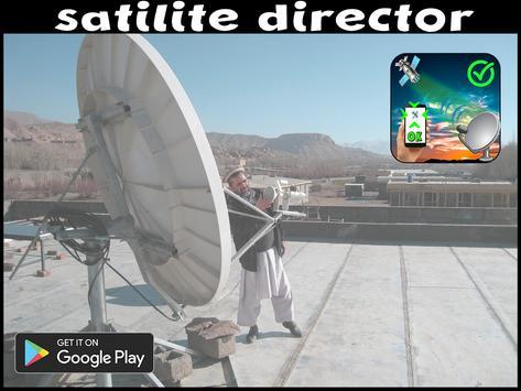 satellite director & satellite app (Beta) apk screenshot