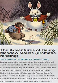Danny Meadow Mouse poster