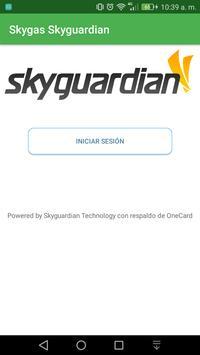 Skyguardian Fuelapp poster