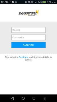 Skyguardian Fuelapp screenshot 1