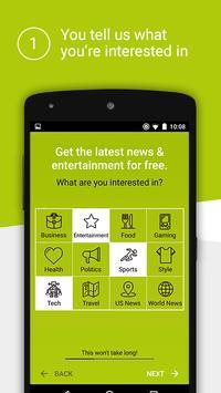 News & Rewards apk screenshot