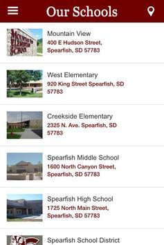 Spearfish School District screenshot 1