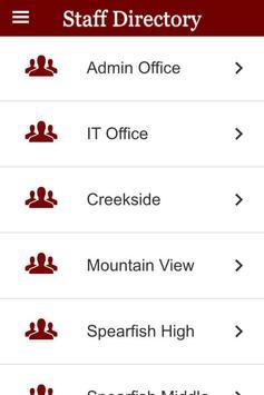 Spearfish School District screenshot 2