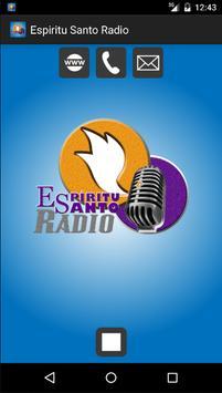 Espiritu Santo Radio poster