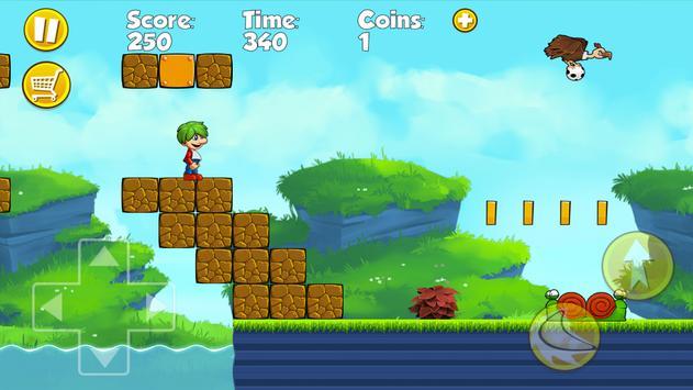 Super Teddy's Adventure World apk screenshot
