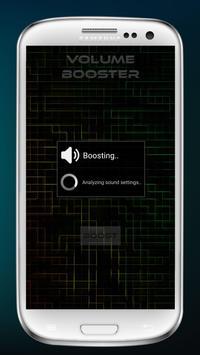 Volume Booster EQ, Amplifier poster