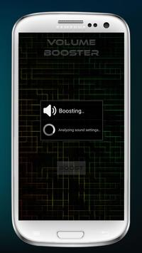 Volume Booster EQ, Amplifier apk screenshot